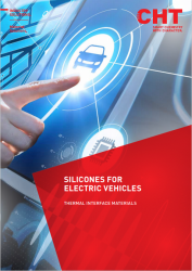 CHT Silicones for Electric Vehicles